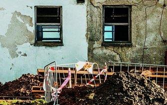 Ruina, ilustrační foto