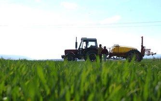 Stejně jako v Německu je i v Česku hlavním zdrojem znečištění zemědělství, ilustrační foto