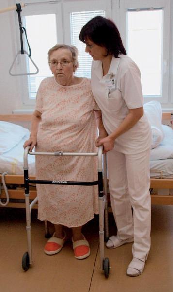 Role fyzioterapeuta v následné zdravotní péči
