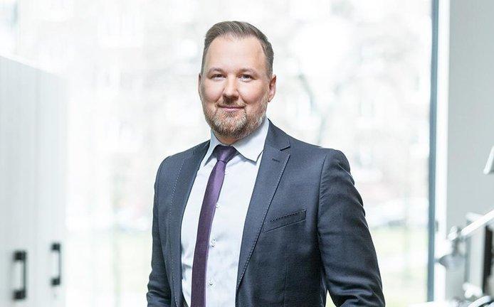 Pavel Brůžek, předseda představenstva BPD Partners