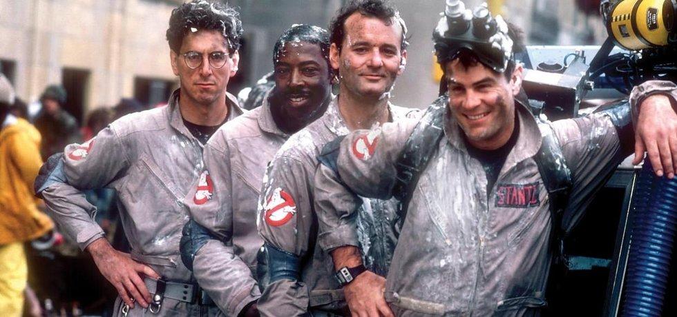 Snímek z filmu Krotitelé duchů (1984)