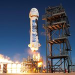 Start rakety Blue Origin