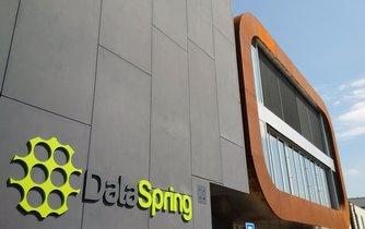 DataSpring, datové centrum KKCG v Lužici u Hodonína.