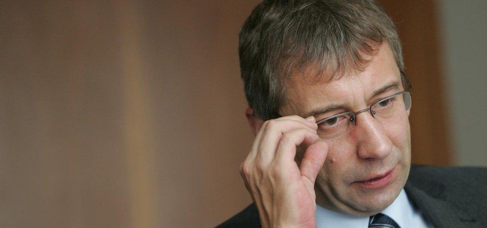 Ministr práce Jaromír Drábek