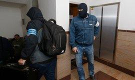 Zásah GIBS v pražské advokátní kanceláři