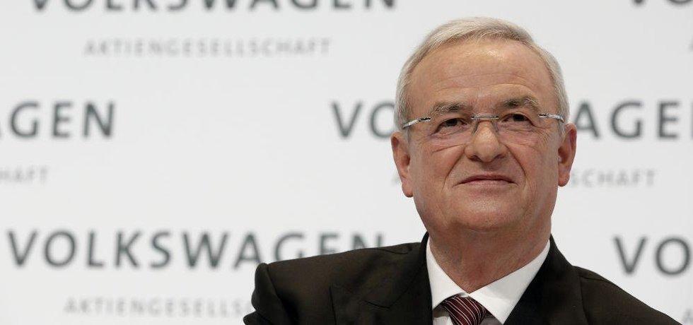 Exšéf VW Winterkorn