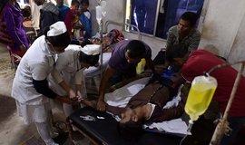 V Indii přibývá případů otravy alkoholem