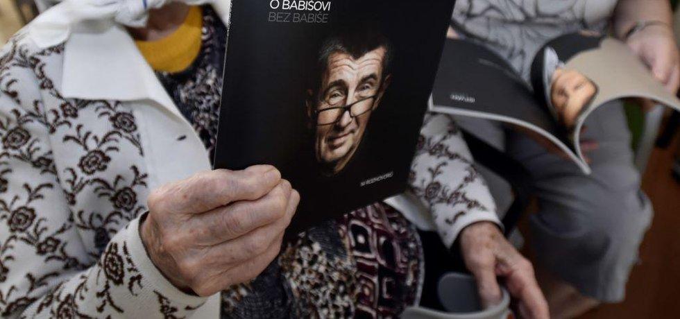 Domov důchodců, ilustrační foto