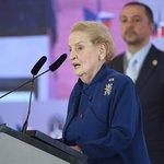 Bývalá ministryně zahraničních věcí USA Madeleine Albrightová