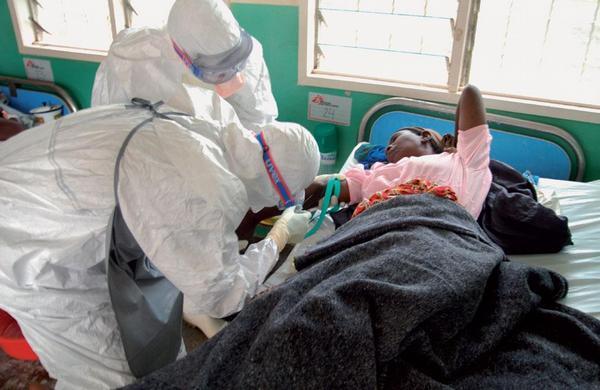 MSF: Ebola je v Ugandě pod kontrolou