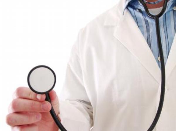 lékař, stetoskop, zdravotnictví