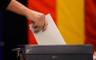 Německé volby, ilustrační snímek