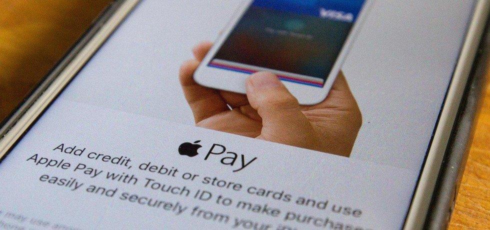 Apple Pay - ilustrační foto