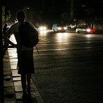Chile, blackout