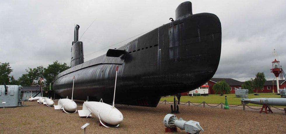 Ponorka třídy Dolphin