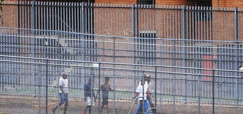 Detenční centrum v Sydney, ilustrační foto