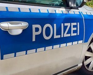 Policejní vůz, ilustrační foto