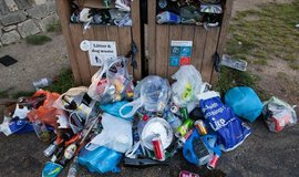 Odpadky mají sloužit jako zdroj nízkoemisních paliv.