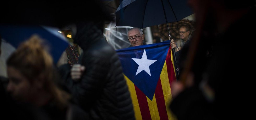 V Barceloně se chystá demonstrace proti totalitarismu