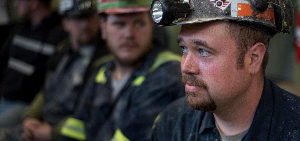 Američtí horníci, ilustrační foto