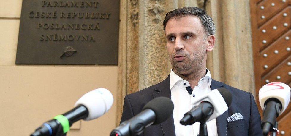 Statutární místopředseda ČSSD Jiří Zimola