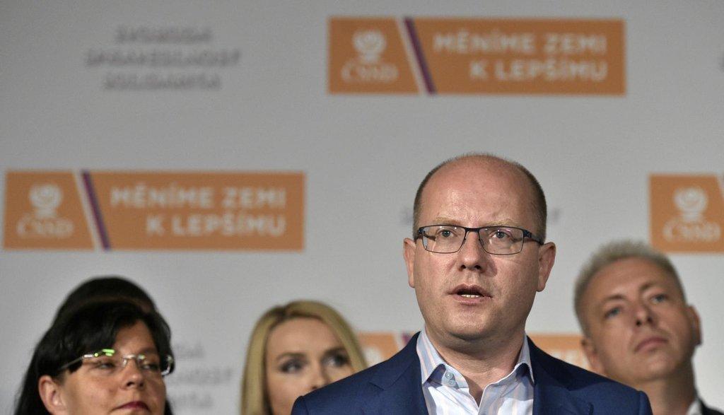 Podle premiéra Bohuslava Sobotky potřebuje ČSSD silnější lídry a lepší kandidátky.