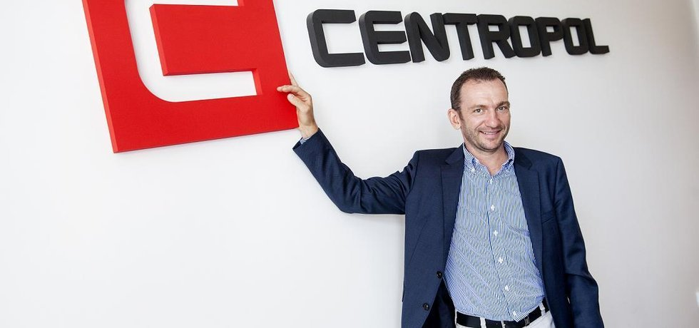 Majitel energetické skupiny Centropol Aleš Graf