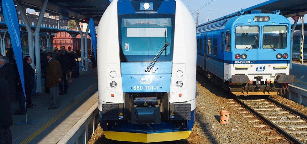 Vlak InterPanter, ilustrační foto