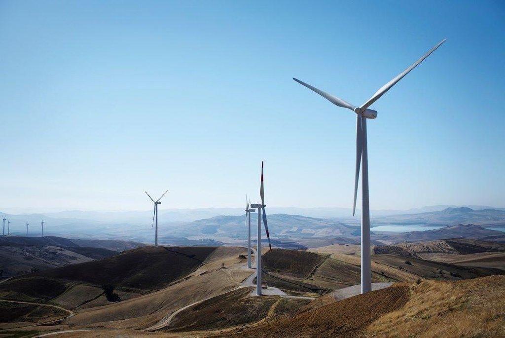 Windpark Alpiq