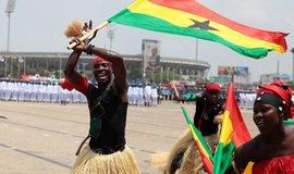 Oslavy Dne nezávislosti v Ghaně