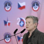 Zástupkyně generálního tajemníka NATO Rose Gottemoellerová