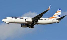 Letadlo Smartwings - ilustrační foto
