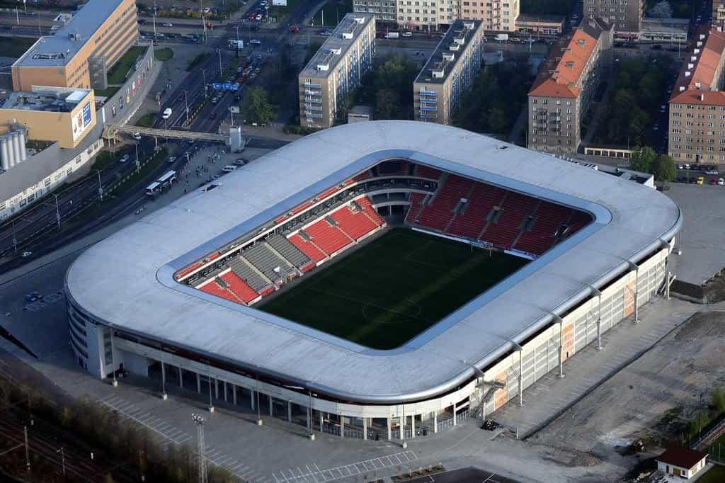 Fotbalový stadion Eden