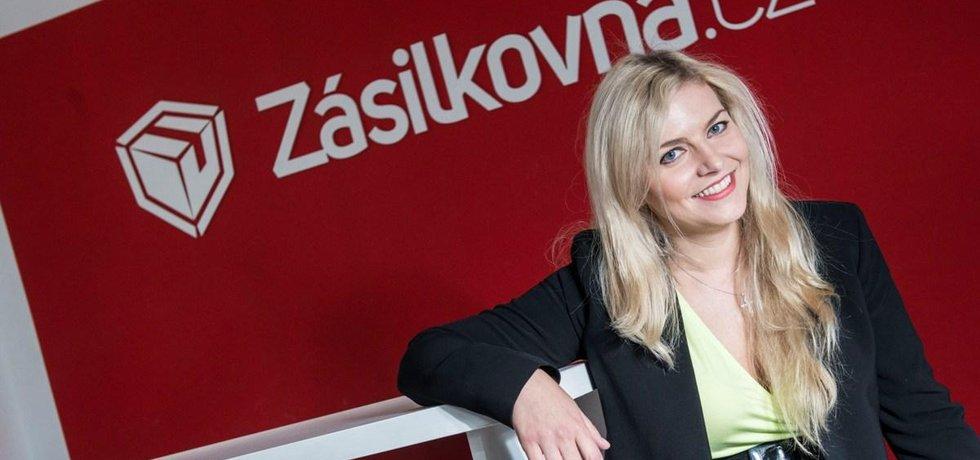Simona Kijonková, Zásilkovna.cz