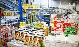 Logistické centrum Alzy, ilustrační foto