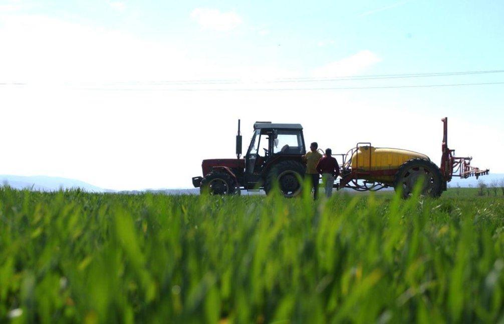 Zemědělec, ilustrační foto