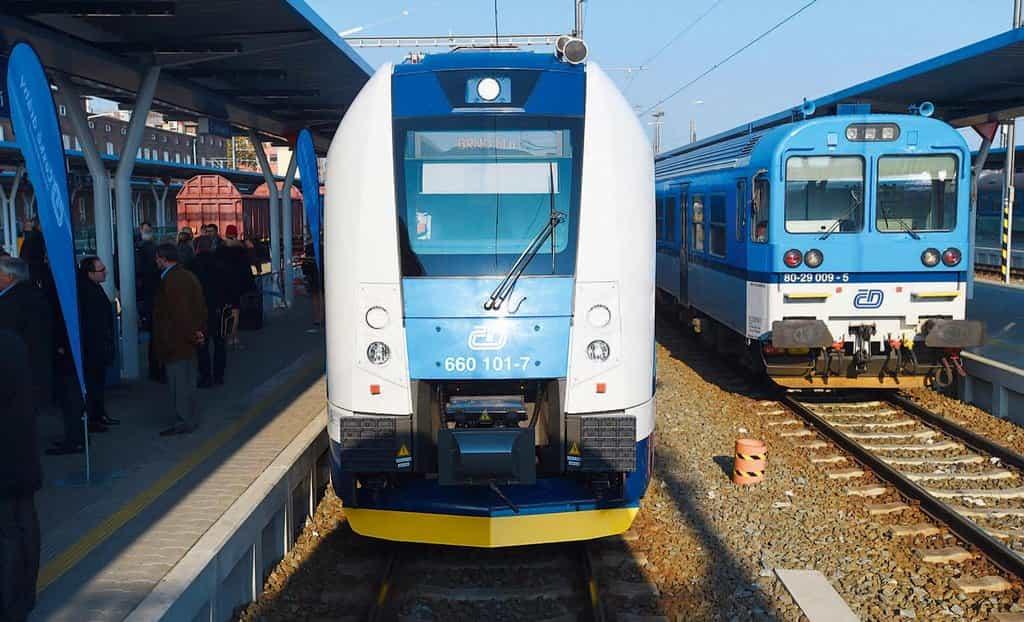 Vlak InterPanter