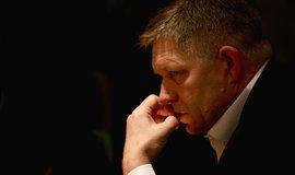 Fico čelí obvinění. Slovenská policie jej stíhá kvůli podpoře rasismu