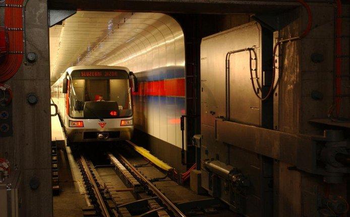 Pražské metro, ilustrační foto