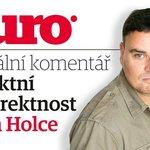 Korektní nekorektnost Petra Holce