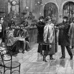 Špioni proti republice, ilustrace