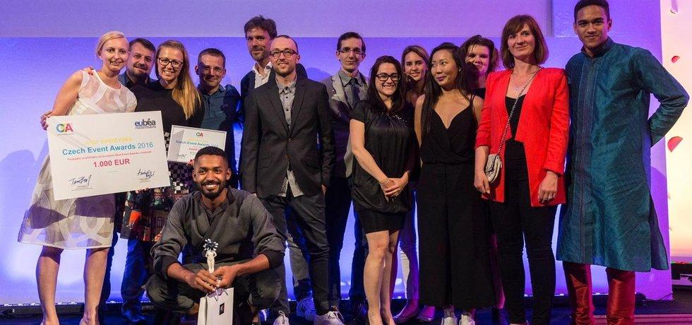 Yemiho JAD Productions získala 5 ocenění na Czech Event Awards 2016 a stala se tak Absolutním vítězem tohoto ročníku