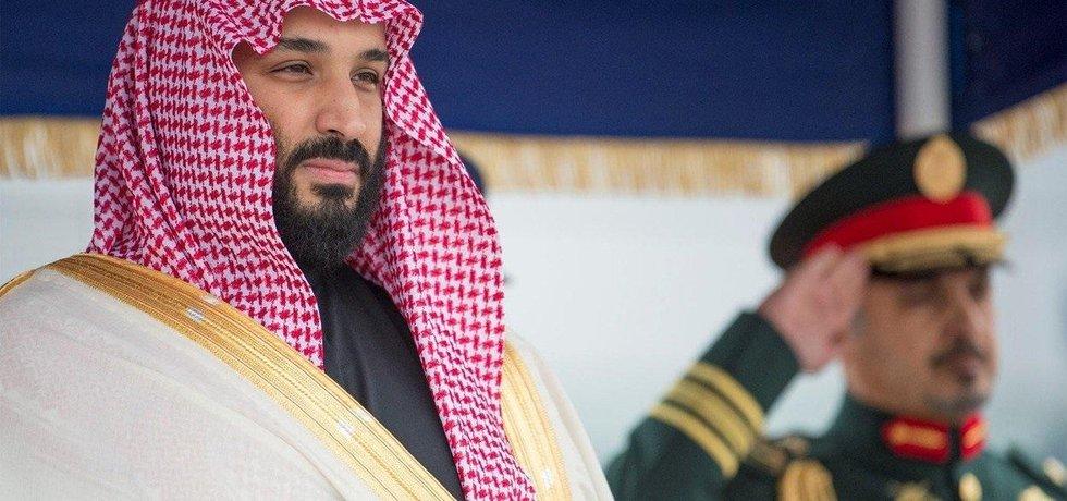 Korunní princ Saúdské Arábie Mohamed bin Salmán, ilustrační foto