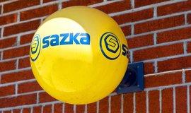 Logo společnosti Sazka,