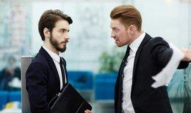 Jednání o výši platu, ilustrační foto