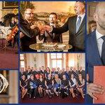 Slavnostní promoce absolventů MBA studia v Břevnovském klášteře v Praze