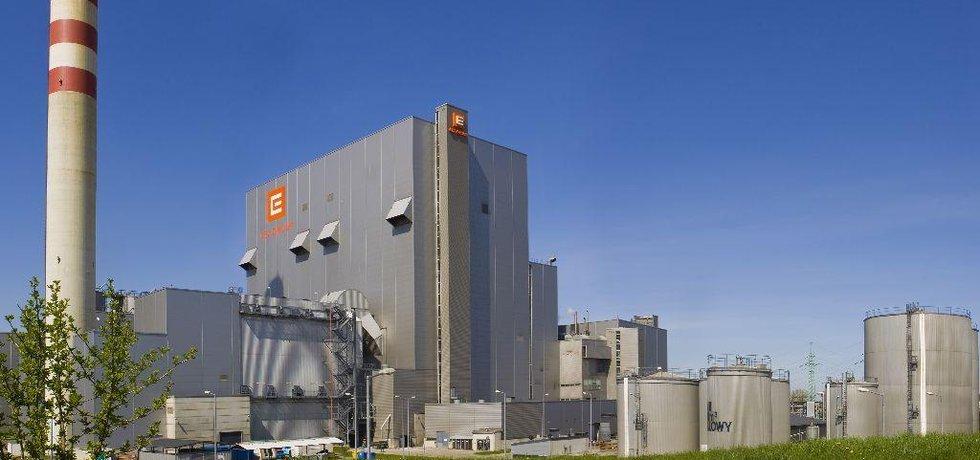 Elektrárna ČEZ v polském Chorzowě