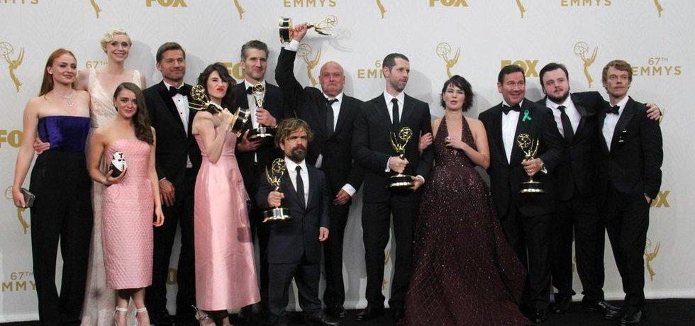 Herci ze seriálu Game of Thrones