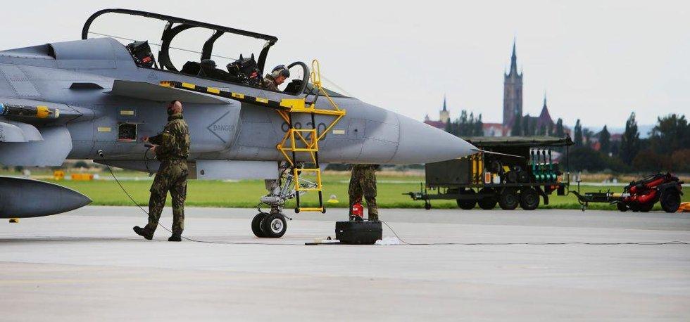 Armádní letiště v Čáslavi