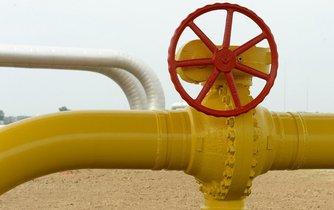 Plynovod - ilustrační foto